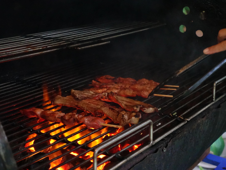 BBQ blue abyss restaurant