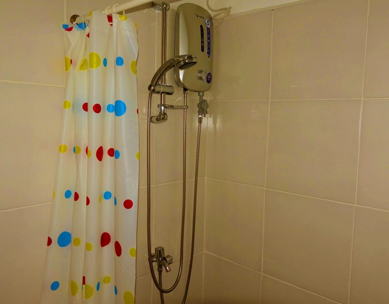 facilities shower
